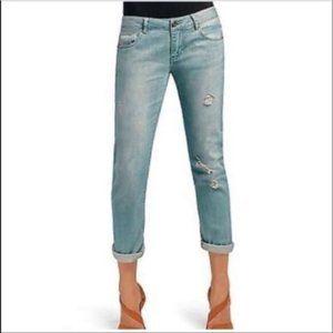 CAbi Style #748  Brett Boyfriend  Jeans  size 6